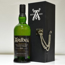 Ardbeg 10 Year Old In Leather Box