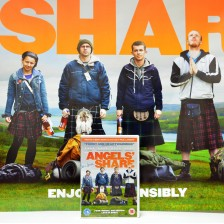 Angels' Share DVD and Poster Signed