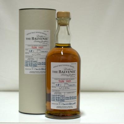 Balvenie Tun 1401 Batch #1